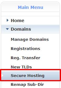 secure-hosting